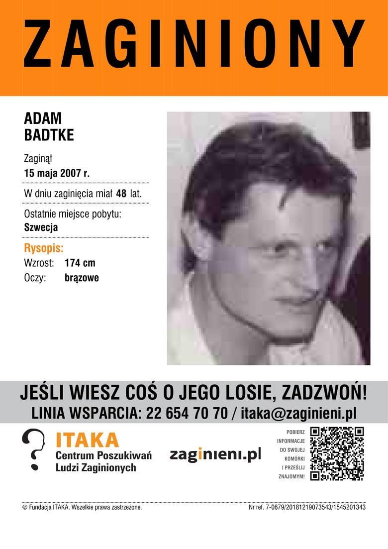 Zaginieni Polacy w Europie. Rozpoznajesz te osoby? (ZDJĘCIA), cz. II