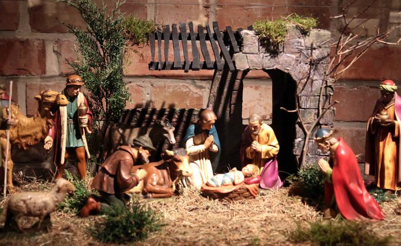Mało kto wie, że zanim symbolem świąt Bożego Narodzenia stała się choinka, w domach ustawiano szopki. Kilkadziesiąt takich szopek obejrzeć możemy na