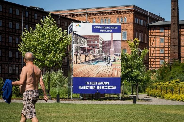 Na prace budowlano - konserwatorskie i adaptacyjne w Spichrzu Zbożowym miasto dostało 15 mln unijnego dofinansowania z Programu Operacyjnego Infrastruktura