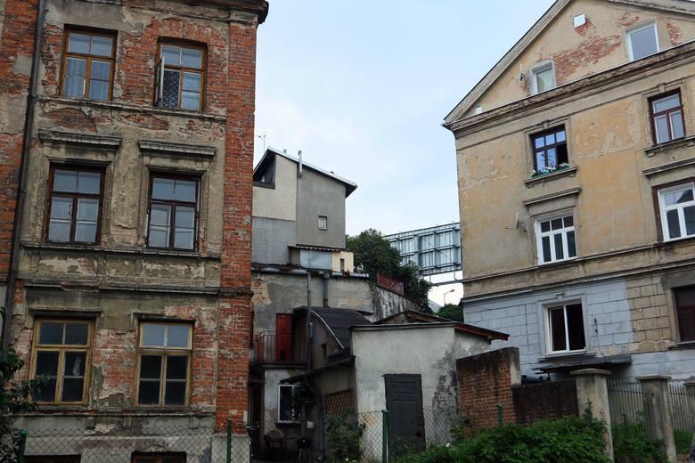 Ulica Górna w Lublinie.