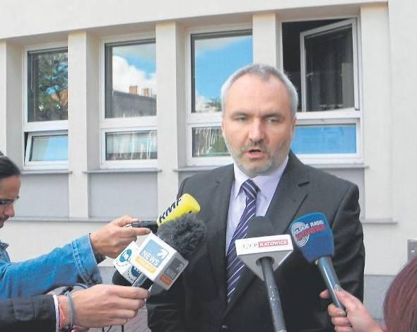 Tomasz Ozimek, rzecznik Prokuratury Okręgowej w Częstochowie