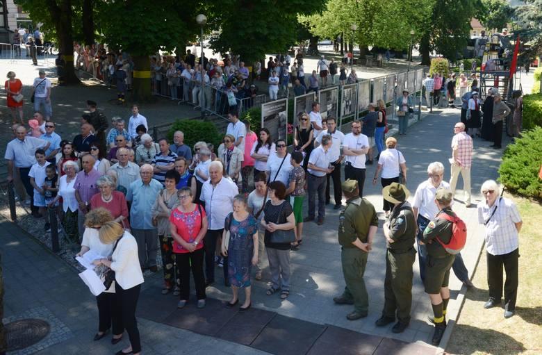 Wręczenie odznaczeń państwowych uczestnikom Wydarzeń Zielonogórskich