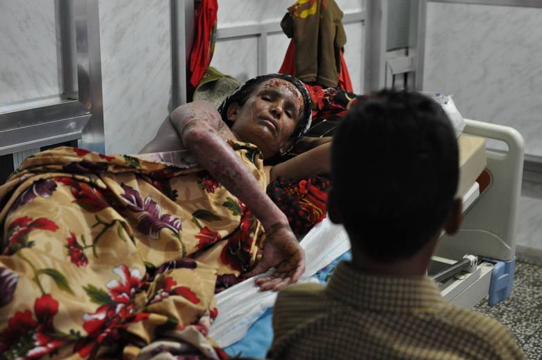Rafał Grzelewski: Śmierć w Jemenie jest wszechobecna. Wszędzie ją czuć