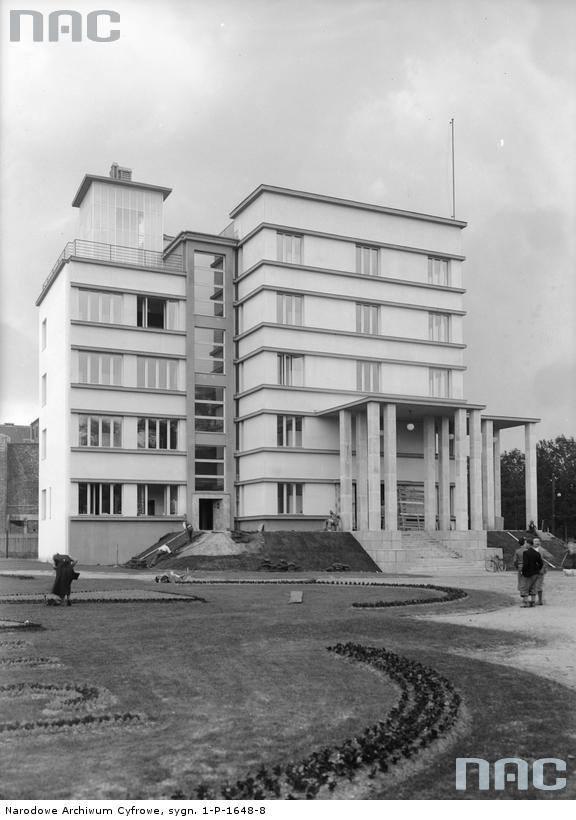 Dom Legionisty im. Marszałka Józefa Piłsudskiego