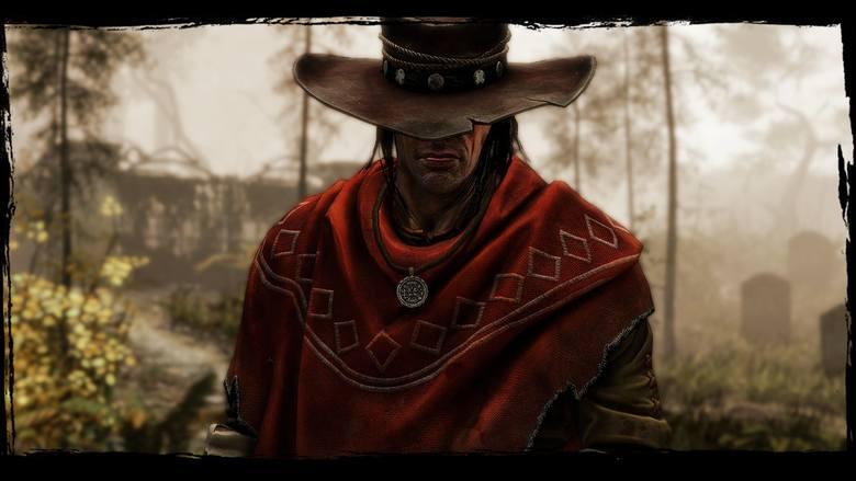 Call of Juarez: GunslingerSilas Greaves, bohater gry Call of Juarez: Gunslinger