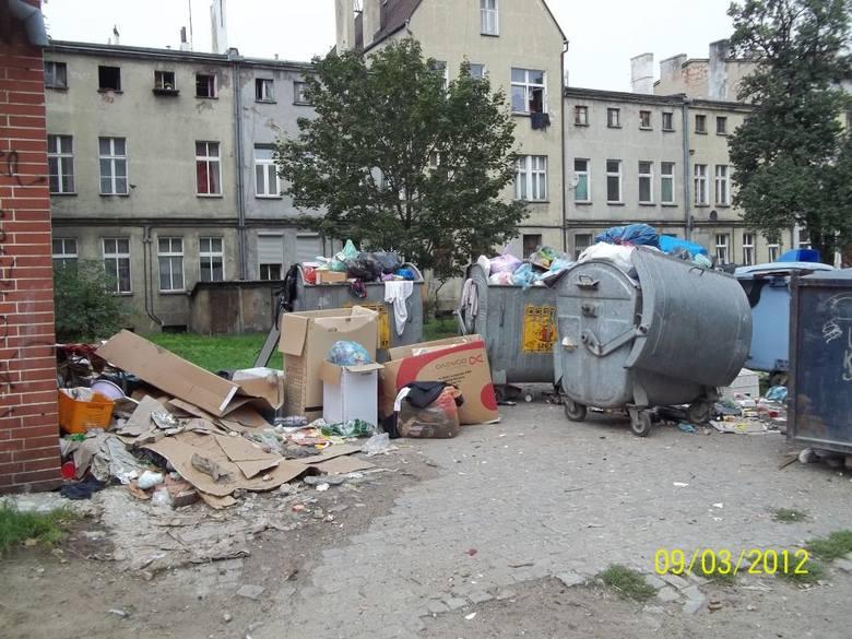 Wrocław: Kleczkowska brudna i zaśmiecona. Pomóżcie mieszkańcom! (LIST, ZDJĘCIA)