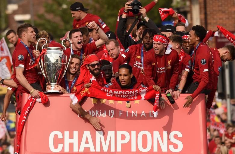 Liverpool będzie bronił trofeum Ligi Mistrzów