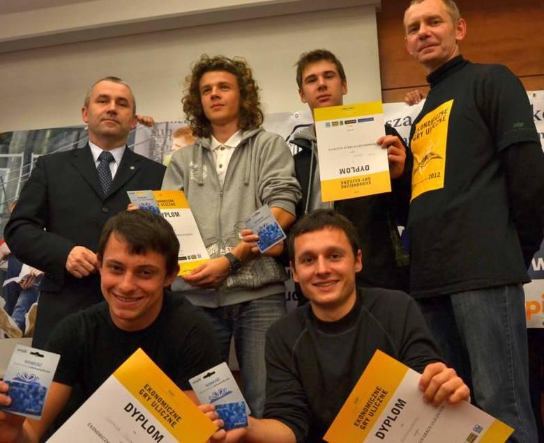 Imprezę wspólnie zorganizował Wydział Ekonomiczny WSB w Opolu oraz Oddział Opolski NBP.