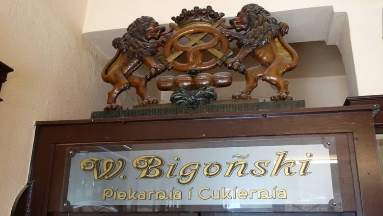 W firmowym sklepie Bigońskich zachowało się oryginalne wyposażenie