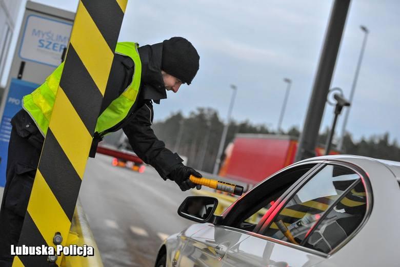 Międzynarodowe działania na lubuskim odcinku autostrady A2. W środę, 20 lutego mundurowi połączyli siły. Policjanci z Polski i Niemiec wraz z funkcjonariuszami