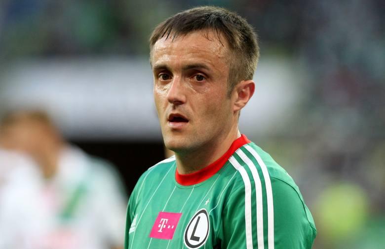 Miroslav Radović wraca do Legi po półtorarocznej przerwie