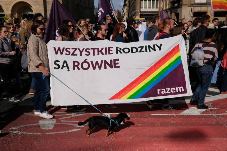 Marsz Równości w ostatnich latach nie był zakłócany przez narodowców