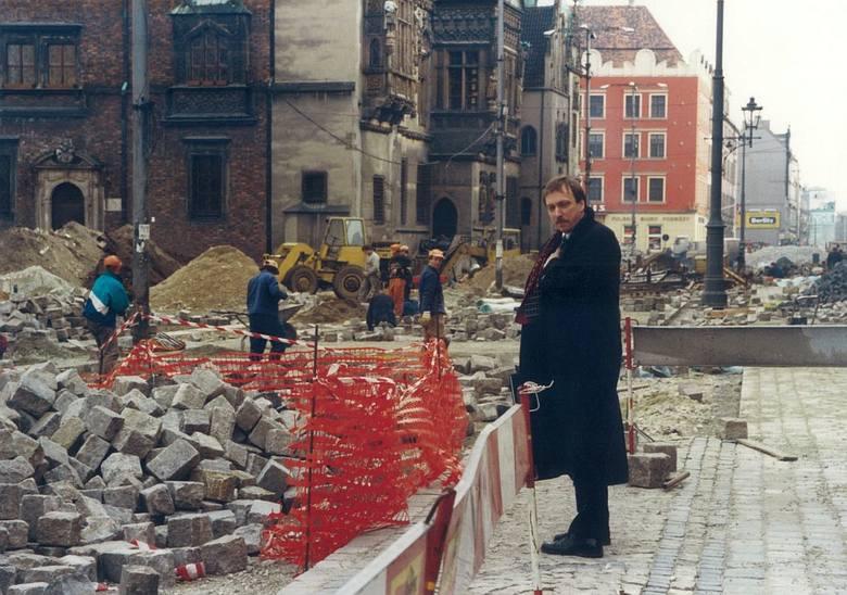 Wrocław w latach 90. XX wieku