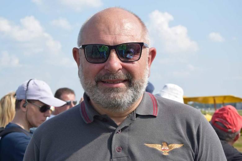 Jacek Bogdański: Wzniosłem się w górę balonem i już wiedziałem, że muszę zrobić licencję pilota
