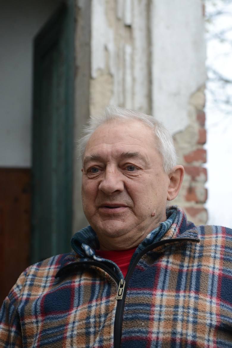 Każdy z nas może pomóc Lechowi Wierzbowskiemu z Okunina koło Sulechowa