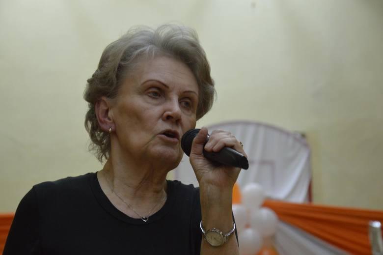 Anna Pankowska, ordynator oddziału dziecięcego w Centrum Leczenia Płuc i Rehabilitacji w Łodzi
