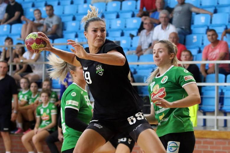 Szczypiornistki MKS Lublin zremisowały w sparingu z HC Gomel. W piątek drugi mecz
