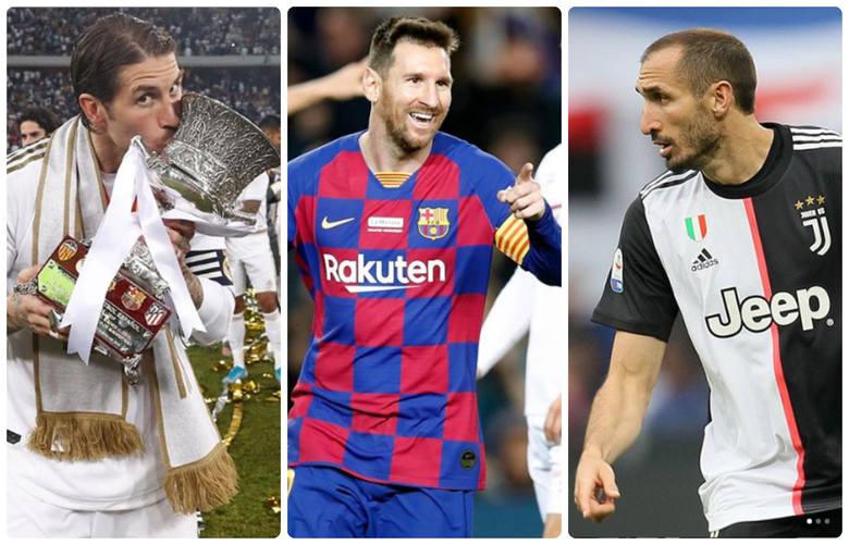 Trwa okienko transferowe, ale dziś chcemy wyróżnić piłkarzy, którzy nie rozglądają się za nowymi pracodawcami. W jednym klubie potrafią grać przez długie