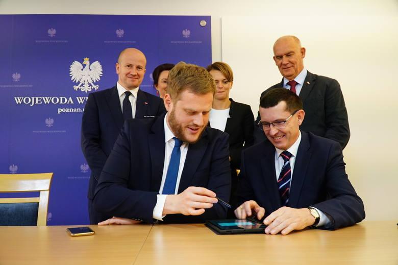 10 milionów złotych – umowy na takie dofinansowanie podpisało w poniedziałek, 9 września, Wielkopolskie Centrum Onkologii.