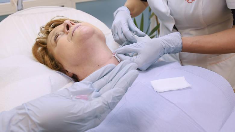 Zmień się na Zdrowie - Metamorfozy (odcinek 4) Dorota Miarkowska: - Bałam się, że będzie bolało. Niepotrzebnie