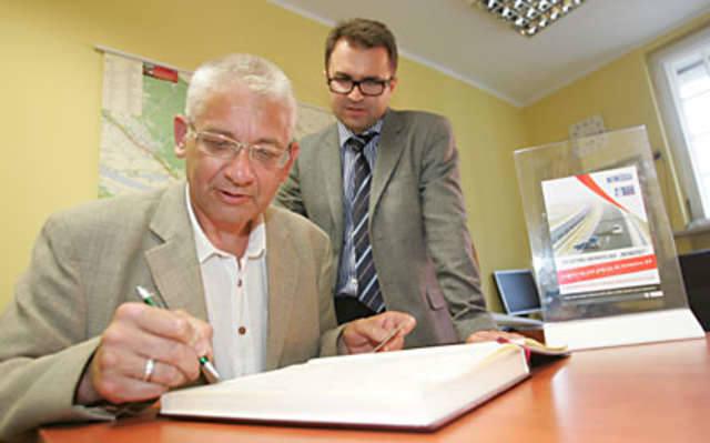 Lista z podpisami pod petycją coraz dłuższa