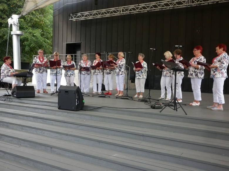 Gubińskie Łużyczanki nie miały wakacji. Ćwiczyły w Gubinie, a potem pojechały na warsztaty muzyczne do Kołobrzegu, by wspólnie z innymi chórami wystąpić w amfiteatrze