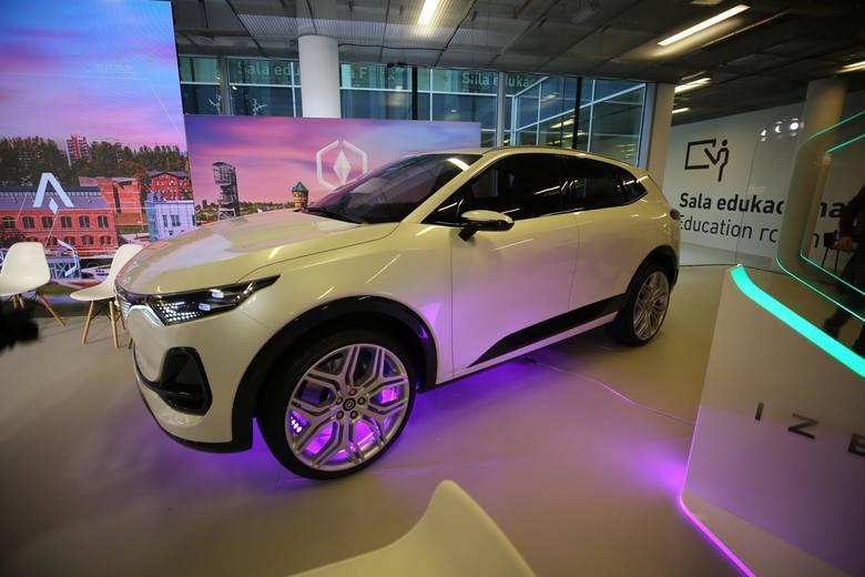 Polski samochód elektryczny Izera będzie produkowany w Jaworznie