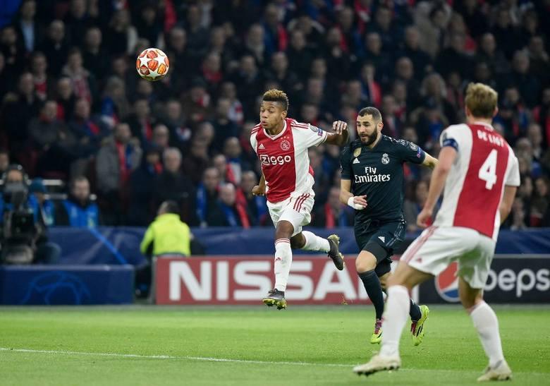 Real - Ajax 1:4! WIDEO zobacz gole na YouTube. Transmisja TV i online 05.03.2019. Obszerny skrót. Gdzie obejrzeć? Live stream. Liga Mistrzów
