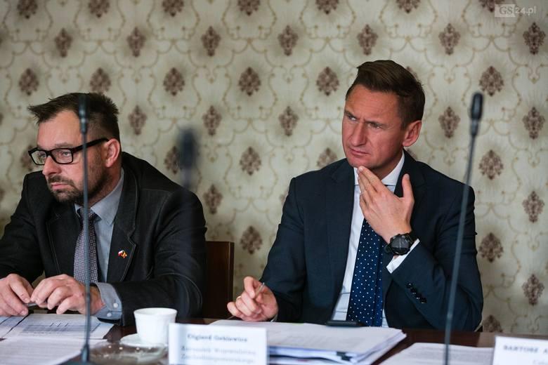 PiS zbojkotował spotkanie Zespołu Parlamentarnego. Było m.in. o kłopotach Gryfii