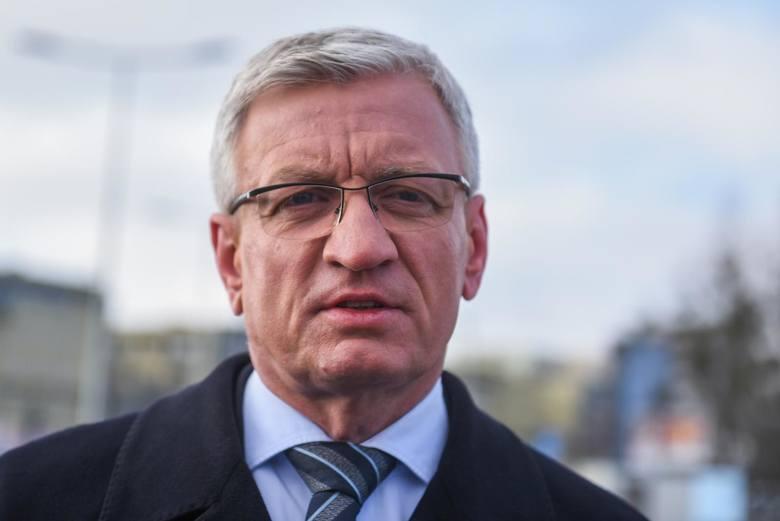 Prezydent Jacek Jaśkowiak z najmłodszym pokoleniem poznaniaków