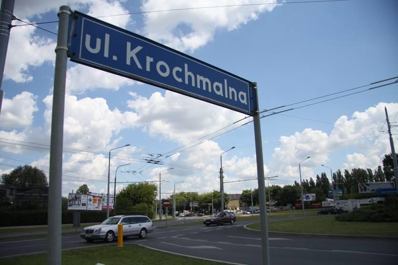 """Ul. Dywizjonu 303 kończy się obecnie na wysokości ul. Kunickiego. Za dwa lata ma """"wydłużyć się"""" do Wrotkowskiej."""