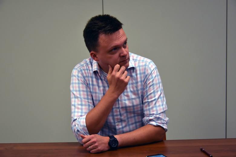 Białostoczanin Szymon Hołownia kandydatem na prezydenta Polski? Zdania mieszkańców są mocno podzielone (SONDA)