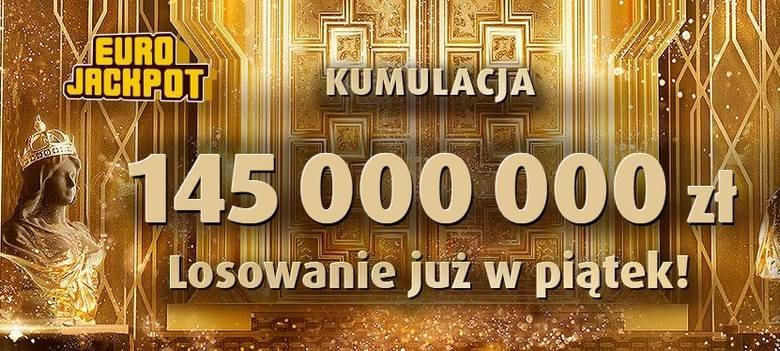 Eurojackpot Lotto wyniki 20.04.2018