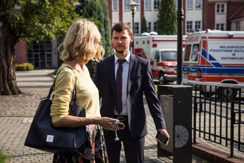 """Ruszają zdjęcia do czwartego sezonu serialu """"Diagnoza"""", który kręcony jest w Rybniku."""