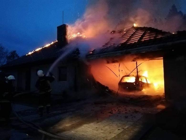 Kilka dni temu stracili dom w pożarze w Kobylarni. Rodzina prosi o pomoc