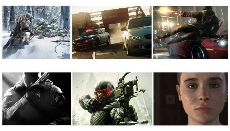 E3: W co będziemy grać?E3: W co będziemy grać?