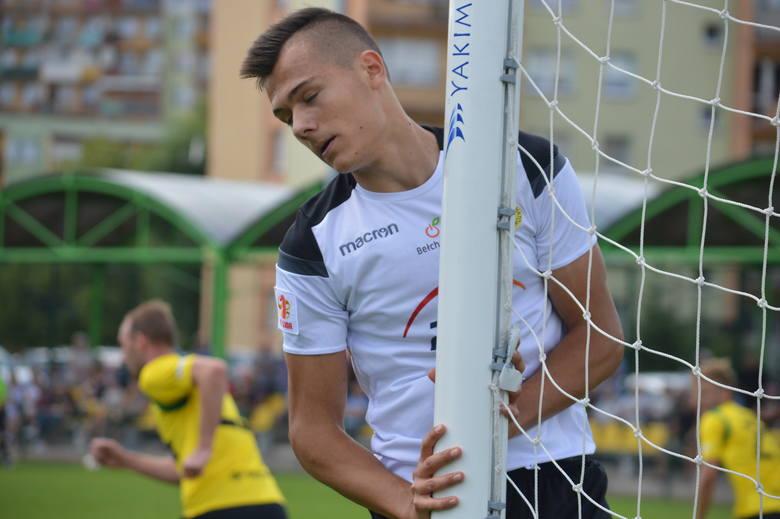 Maciej Mas, GKS Bełchatów: Cele są takie, aby solidnie pograć w tej lidze i się utrzymać