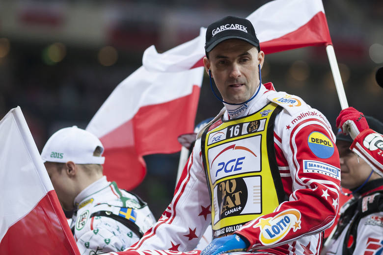 Tomasz Gollob, ikona polskiego żużla.