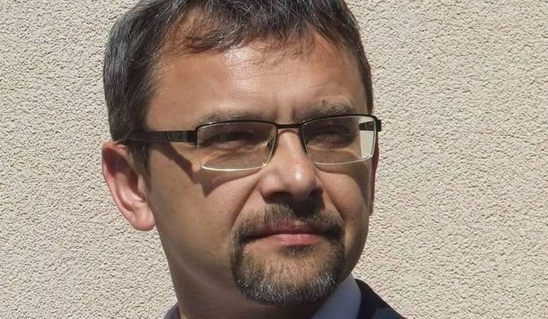 Wójt Gminy Nagłowice Jacek Lato