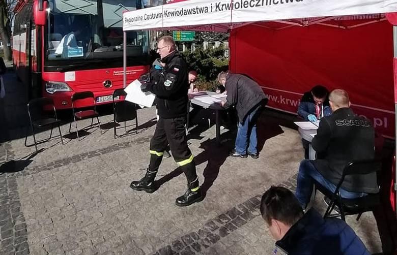 W Rzgowie odbędzie się kolejna akcja honorowego oddawania krwi