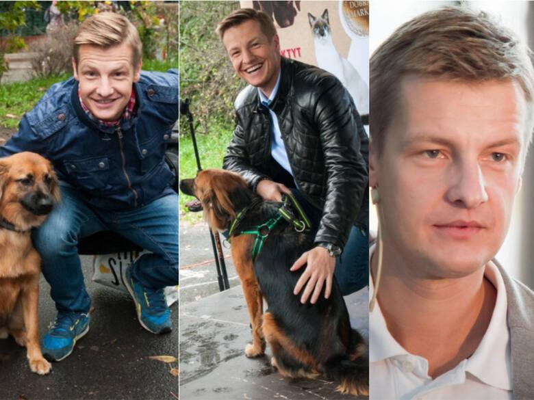 """Rafał Mroczek razem ze swoim bratem bliźniakiem od ponad 20 lat gra w serialu """"M jak Miłość"""", który cieszy się niesłabnącą popularnością."""