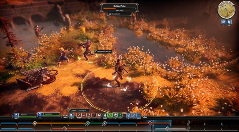 W grze Iron Danger da się manipulować czasem, unikając tym samym pułapek i ataków przeciwników