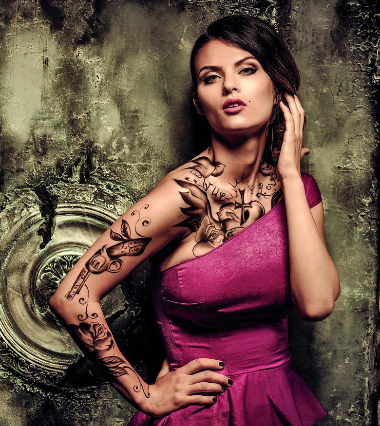 Im Ktoś Bogatszy Tym Rzadziej Decyduje Się Na Tatuaż Plus