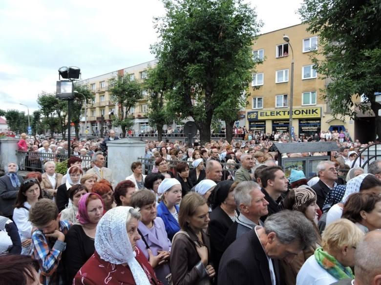 Święte relikwie są w Bielsku Podlaskim (zdjęcia)