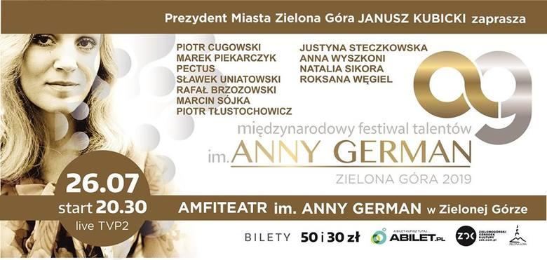Międzynarodowy Festiwal Talentów im. Anny German