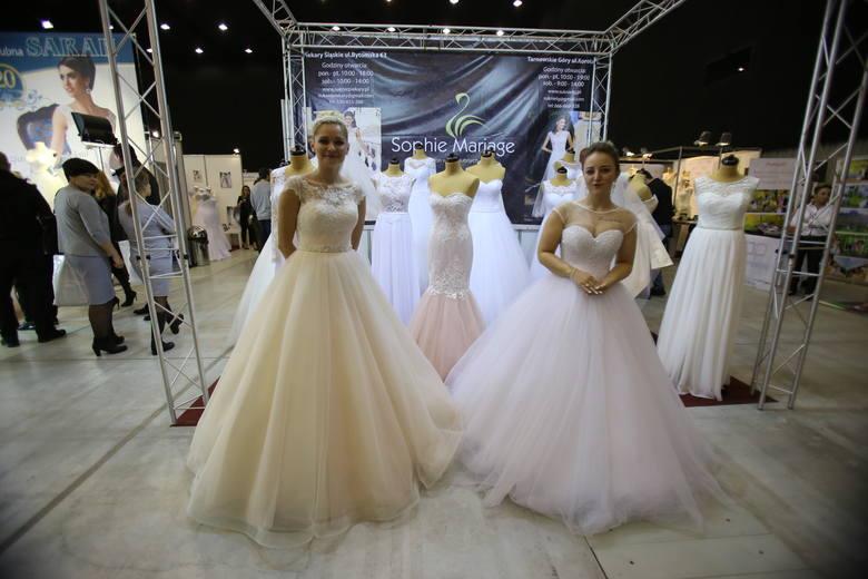 Ponad 120 wystawców oferujących wszystko, o czym tylko mogą marzyć narzeczeni, wzięło udział w II Śląskich Targach Ślubnych. Impreza ściągnęła do Międzynarodowego