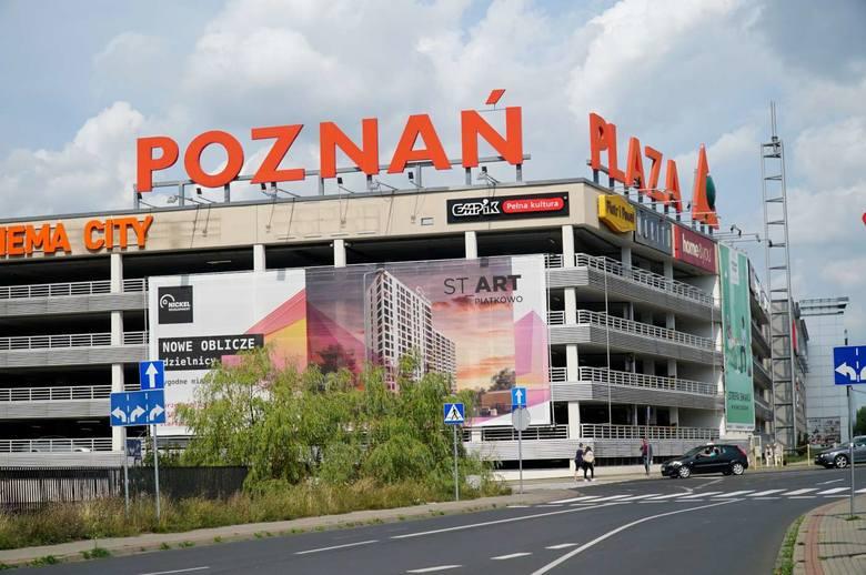 Poznań: To nie jest zmierzch galerii handlowych, ale muszą szukać na siebie pomysłu
