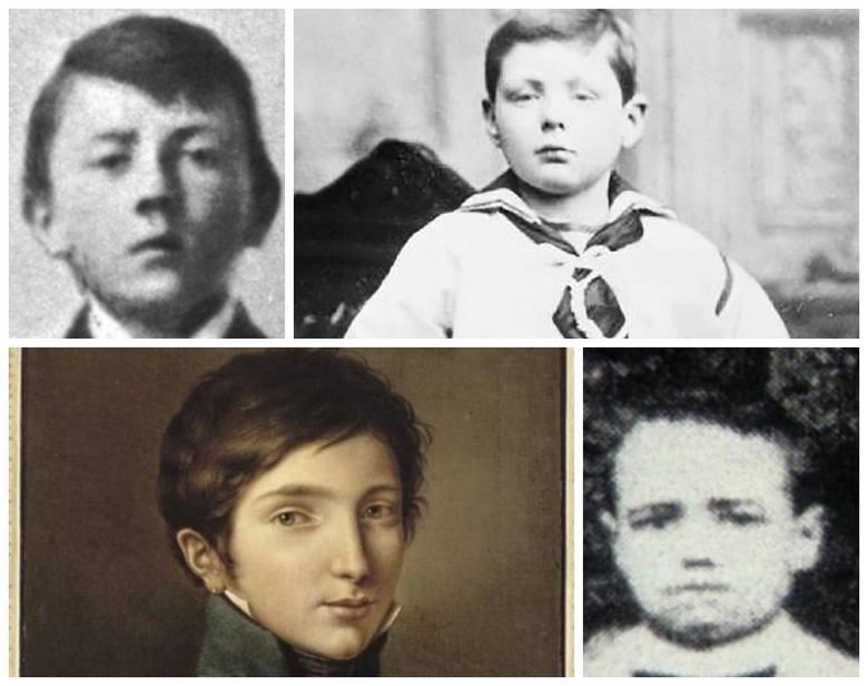 Zastanawialiście się kiedyś jak wielcy politycy wyglądali w dzieciństwie? Albo czy zbrodniarze, którzy mają krew milionów ludzkich istnień na rękach,