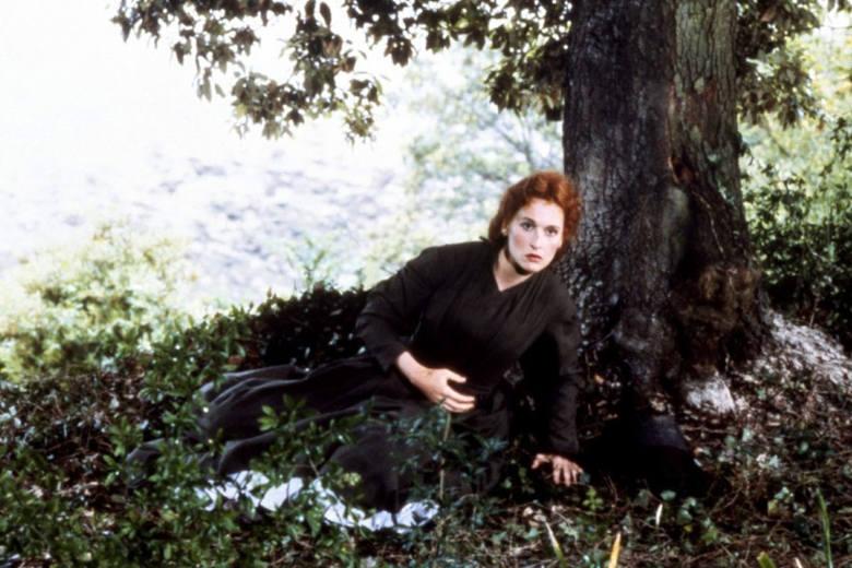 """Meryl Streep w filmie """"Kochanica Francuza"""" (1981)"""