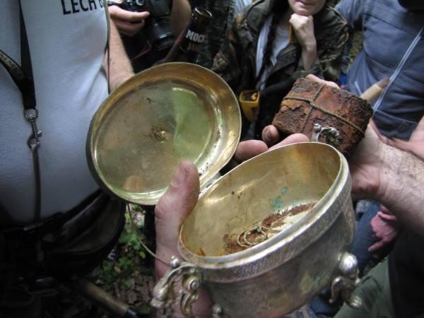 Puszcza Bieniszewska: Archeolodzy odkryli skarb